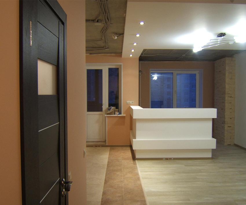 Современный ремонт однокомнатной квартиры